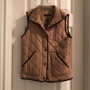 Ralph Lauren Quilted Vest